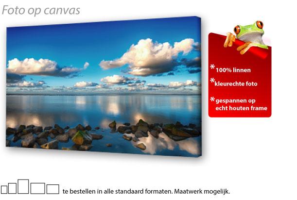prijzen fotogoed canvas doeken formaat prijs canvas prijs canvas lijst ...