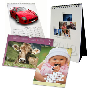 Foto kalender maken
